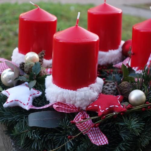 2 Dekoracje - Boże Narodzenie