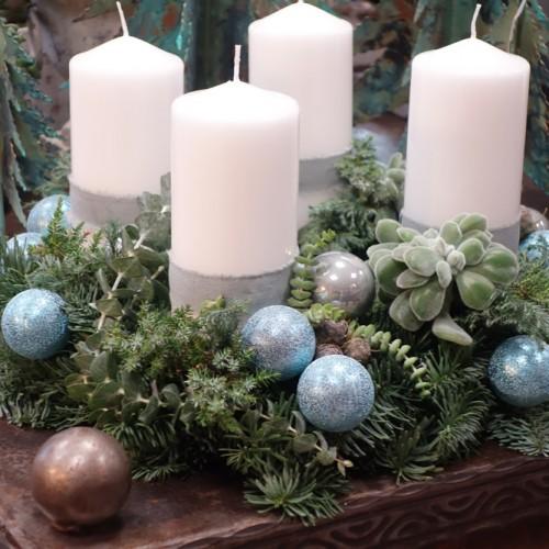 3 Dekoracje - Boże Narodzenie