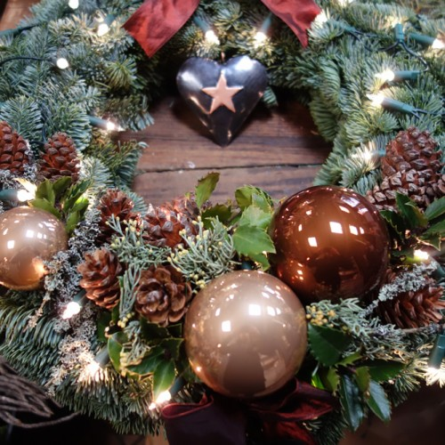 4 Dekoracje - Boże Narodzenie