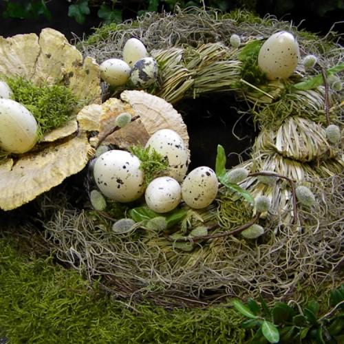 10 Dekoracje - Wielkanocne