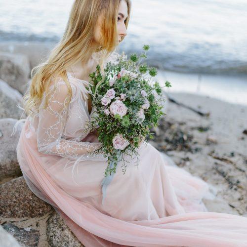 Fot. Jenny Pochtarenko. Sukienki: Dress Please. Ozdoby: A dream twig. Makijaż Agnieszka Doczik